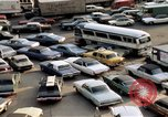 Image of New York City buildings and traffic New York City USA, 1970, second 34 stock footage video 65675040532