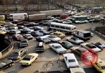 Image of New York City buildings and traffic New York City USA, 1970, second 38 stock footage video 65675040532