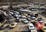 Image of New York City buildings and traffic New York City USA, 1970, second 42 stock footage video 65675040532