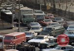 Image of New York City buildings and traffic New York City USA, 1970, second 46 stock footage video 65675040532