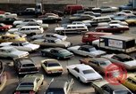 Image of New York City buildings and traffic New York City USA, 1970, second 57 stock footage video 65675040532