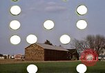 Image of Barn in a field New York United States USA, 1970, second 5 stock footage video 65675040542