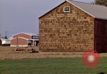 Image of Barn in a field New York United States USA, 1970, second 48 stock footage video 65675040542