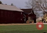 Image of Barn in a field New York United States USA, 1970, second 51 stock footage video 65675040542