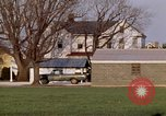 Image of Barn in a field New York United States USA, 1970, second 56 stock footage video 65675040542