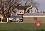 Image of Barn in a field New York United States USA, 1970, second 57 stock footage video 65675040542