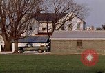 Image of Barn in a field New York United States USA, 1970, second 61 stock footage video 65675040542