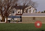 Image of Barn in a field New York United States USA, 1970, second 62 stock footage video 65675040542