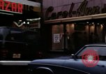 Image of Shops and stores along street of New York City New York City USA, 1970, second 22 stock footage video 65675040546