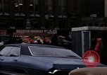 Image of Shops and stores along street of New York City New York City USA, 1970, second 23 stock footage video 65675040546