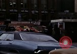 Image of Shops and stores along street of New York City New York City USA, 1970, second 24 stock footage video 65675040546