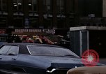 Image of Shops and stores along street of New York City New York City USA, 1970, second 27 stock footage video 65675040546