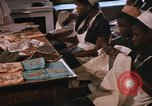 Image of Needlework and sewing class Kingston Jamaica, 1972, second 5 stock footage video 65675040547