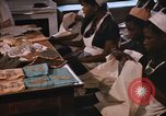 Image of Needlework and sewing class Kingston Jamaica, 1972, second 6 stock footage video 65675040547