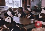 Image of Needlework and sewing class Kingston Jamaica, 1972, second 13 stock footage video 65675040547