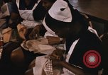 Image of Needlework and sewing class Kingston Jamaica, 1972, second 16 stock footage video 65675040547