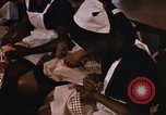 Image of Needlework and sewing class Kingston Jamaica, 1972, second 17 stock footage video 65675040547