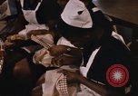 Image of Needlework and sewing class Kingston Jamaica, 1972, second 18 stock footage video 65675040547