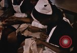 Image of Needlework and sewing class Kingston Jamaica, 1972, second 19 stock footage video 65675040547
