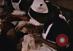 Image of Needlework and sewing class Kingston Jamaica, 1972, second 21 stock footage video 65675040547