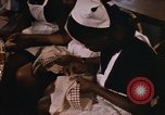 Image of Needlework and sewing class Kingston Jamaica, 1972, second 24 stock footage video 65675040547
