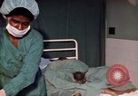 Image of baby delivery Kingston Jamaica, 1972, second 15 stock footage video 65675040549