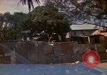 Image of narrow streets Kingston Jamaica, 1972, second 12 stock footage video 65675040554