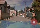 Image of narrow streets Kingston Jamaica, 1972, second 21 stock footage video 65675040554