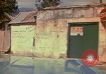 Image of narrow streets Kingston Jamaica, 1972, second 27 stock footage video 65675040554