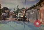 Image of narrow streets Kingston Jamaica, 1972, second 30 stock footage video 65675040554