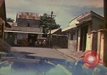 Image of narrow streets Kingston Jamaica, 1972, second 38 stock footage video 65675040554