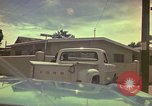 Image of narrow streets Kingston Jamaica, 1972, second 46 stock footage video 65675040554