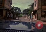 Image of narrow streets Kingston Jamaica, 1972, second 59 stock footage video 65675040554