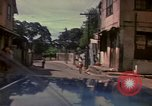Image of narrow streets Kingston Jamaica, 1972, second 60 stock footage video 65675040554