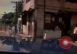 Image of narrow streets Kingston Jamaica, 1972, second 61 stock footage video 65675040554