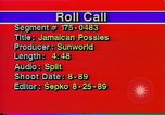 Image of Jamaican Posse United States USA, 1989, second 4 stock footage video 65675040567