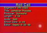 Image of Jamaican Posse United States USA, 1989, second 5 stock footage video 65675040567