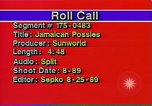 Image of Jamaican Posse United States USA, 1989, second 8 stock footage video 65675040567