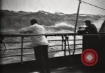 Image of A Storm at Sea Atlantic Ocean, 1900, second 21 stock footage video 65675040578