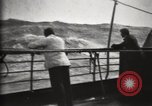 Image of A Storm at Sea Atlantic Ocean, 1900, second 22 stock footage video 65675040578