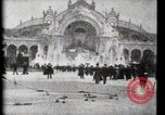 Image of Palace of Electricity Paris France, 1900, second 3 stock footage video 65675040581