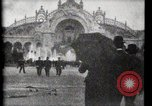 Image of Palace of Electricity Paris France, 1900, second 52 stock footage video 65675040581