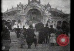 Image of Palace of Electricity Paris France, 1900, second 60 stock footage video 65675040581