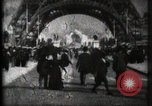 Image of Eiffel Tower Paris France, 1900, second 4 stock footage video 65675040582