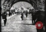 Image of Eiffel Tower Paris France, 1900, second 13 stock footage video 65675040582