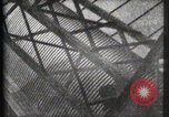 Image of Elevator ascending Eiffel Tower Paris France, 1900, second 4 stock footage video 65675040584
