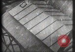 Image of Elevator ascending Eiffel Tower Paris France, 1900, second 7 stock footage video 65675040584