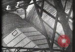 Image of Elevator ascending Eiffel Tower Paris France, 1900, second 12 stock footage video 65675040584