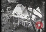 Image of Elevator ascending Eiffel Tower Paris France, 1900, second 25 stock footage video 65675040584
