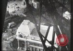 Image of Elevator ascending Eiffel Tower Paris France, 1900, second 38 stock footage video 65675040584